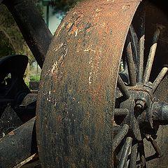 """photo """"Wheel drive..."""""""