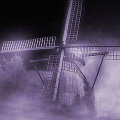 "photo ""Fog Mill"""