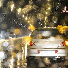 """фото """"Дождь в городе"""""""