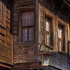 "photo ""Wood House"""