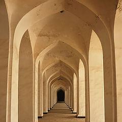 """фото """"Колоннада старой мечети"""""""