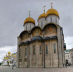 "photo ""Russian architecture. 15 Century"""