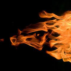 """фото """"Огненный монстр"""""""