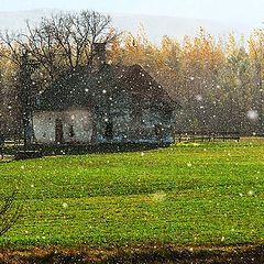 "photo ""Snow and sun"""