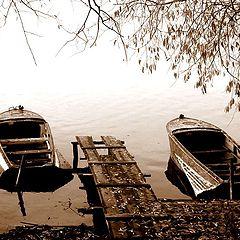 """фото """"Осень. Безбрежье."""""""