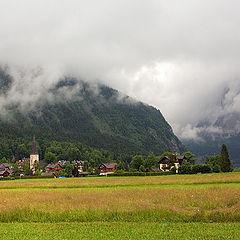 """photo """"The Alpine overcast"""""""