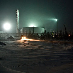"""фото """"Будни Терминатора. Ядерная зима."""""""