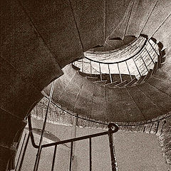 "photo ""staircase in the tower"""