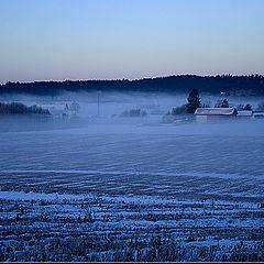 "photo ""Winter in Norway"""