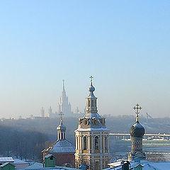 """фото """"Московские храмы"""""""