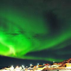 "photo ""Northern Lights"""