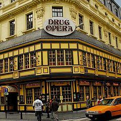 """фото """"Drug opera Bussels"""""""