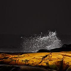 "фото ""Stream of light..."""
