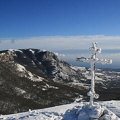 """фото """"Рождество в горах"""""""