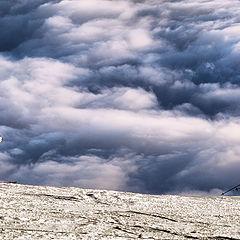 "фото ""Sky-ski riding"""