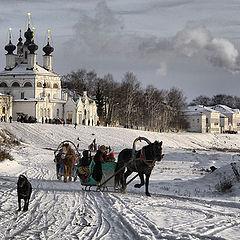 "фото ""зима, Устюг"""
