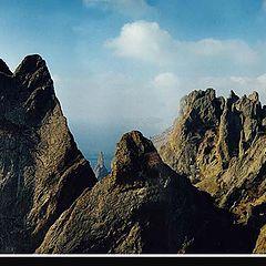 """фото """"Кара-Даг-кратер."""""""