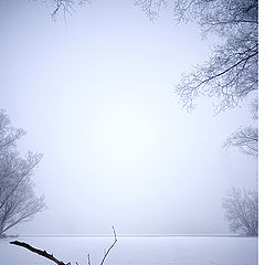 "фото ""Foggy sunday morning"""