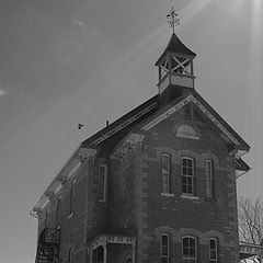 "photo ""The Old School House"""