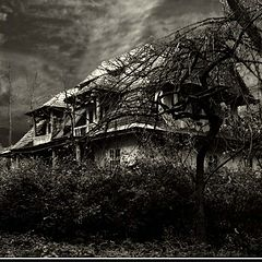 "фото ""Дом для привидений"""