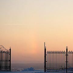 "photo ""Heavens Gate"""