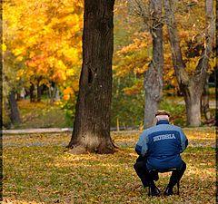 """фото """"Наблюдая осень,встречая старость..."""""""