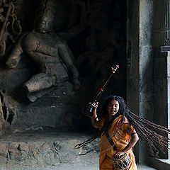 "photo ""Reincarnation of Lord Shiva"""