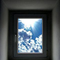 """photo """"Окно в никуда"""""""