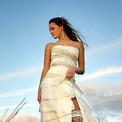"""фото """"Невеста в стогу"""""""