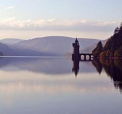 """фото """"Lake Vyrnwy, North Wales"""""""