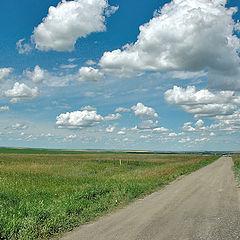 """фото """"Amazing clouds"""""""