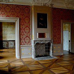 """photo """"interior castle"""""""