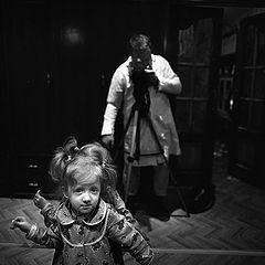 "photo ""Portrait before mirror"""