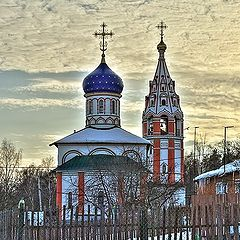 "photo ""Uglich city? Kargopol city? No, Churilkovo village!"""