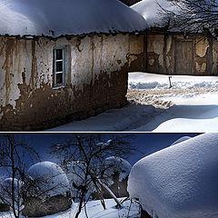 "фото ""blue winter"""