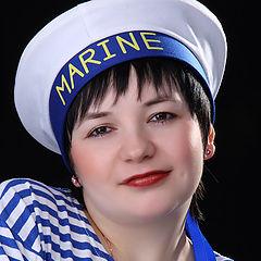 "фото ""трудно быть морячкою...."""