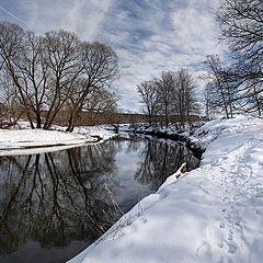 "photo ""Spring River"""
