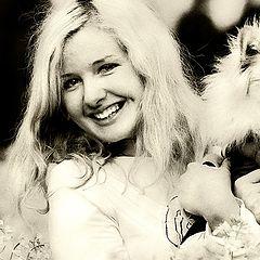 "фото ""блондинка и блондин"""