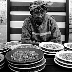 """фото """"Black and White Lifes in Istanbul 01"""""""