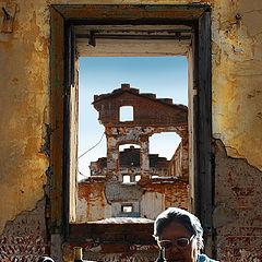 """фото """"на руинах юности..."""""""