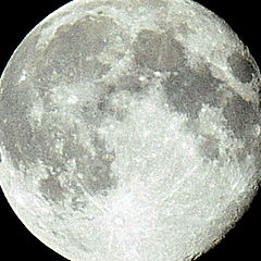 "photo ""La Luna"""