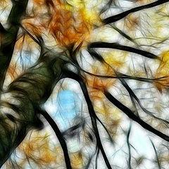 """фото """"Осенний сон!"""""""