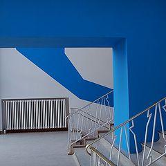 """фото """"bleu and white"""""""