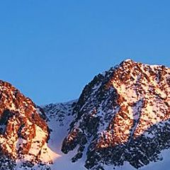 "photo ""Sunset. Pas de la Kasa. Andorra"""