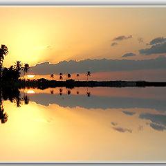 """photo """"Lagoon of Coqueiros"""""""