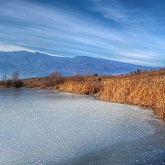 "photo ""....winter mornig joy...."""