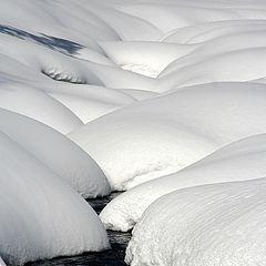 """фото """"Сибирские дюны"""""""