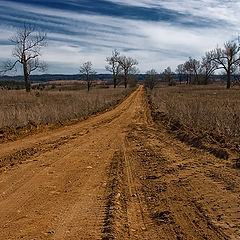 "photo ""Country road."""