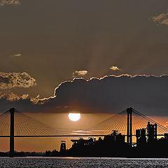"""фото """"Bridge and Factory"""""""