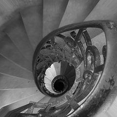 "фото ""Escaliers..."""